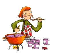 Confiture de carottes à l'orange au gingembre